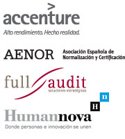 Colabora: Accenture, AENOR, Full Audit, Humannova